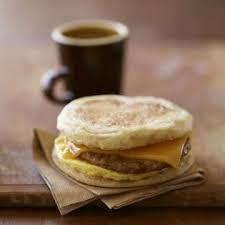 New Concept / Coffee / Breakfast Sandwich To Go