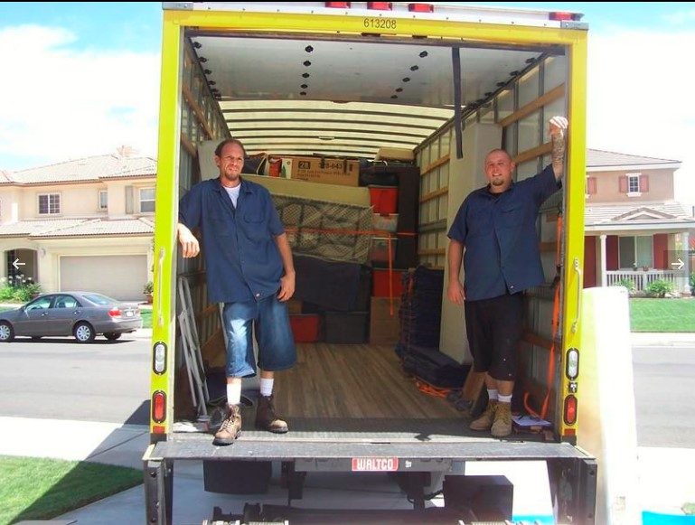 Professional Insured Mover's Available