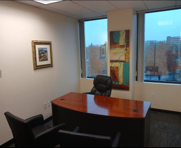 Executive Suites & Co-Working Available!