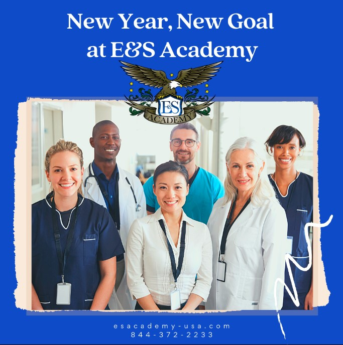 New Year, New Goal at E&S Academy